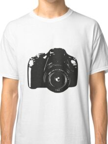 A Camera is a Way to Capture Moments Forever Classic T-Shirt
