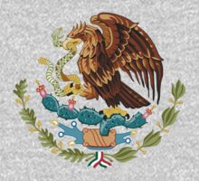 Coat of Arms of Mexico by cadellin
