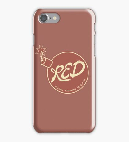 RED Phone Case - Team Fortress 2 iPhone Case/Skin