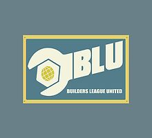 BLU Phone Case - Team Fortress 2 by danielhasfun