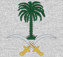 Coat of Arms of Saudi Arabia by cadellin