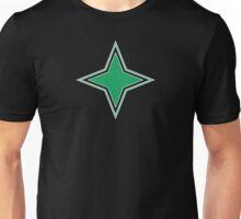 Black Samurai Unisex T-Shirt