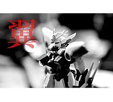 Gundam - Wing Photographic Print