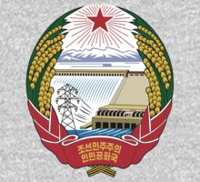 Coat of Arms of North Korea by cadellin
