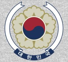 Coat of Arms of South Korea by cadellin