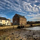 The Old Millhouse by manateevoyager