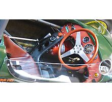 Lotus Climax 18 Photographic Print