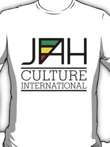 JAH Culture INTL Logo T-Shirt