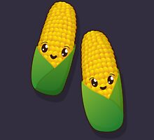 Kawaii corn Unisex T-Shirt