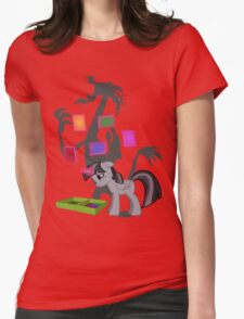 Discord - Twilight Sparkle (Alicorn) Womens Fitted T-Shirt
