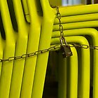 Under Lock and Chain by Peggy  Woods Ryan