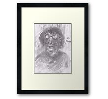 Very Special Person Framed Print