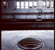 Industrial Detail by Karl Tattersall