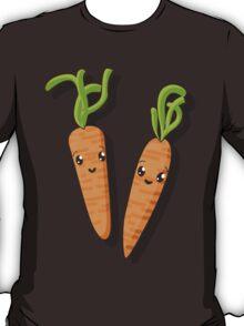 Kawaii carrot  T-Shirt