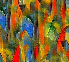 rain forest by James E. Thomas