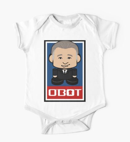 Maher Politico'bot Toy Robot 2.0 One Piece - Short Sleeve