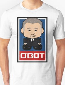 Maher Politico'bot Toy Robot 2.0 T-Shirt