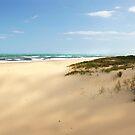 Ninety Mile Beach, Lakes Entrance by Glen Johnson