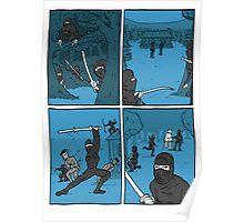Ninja Way Poster