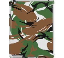 Camouflage_nature iPad Case/Skin