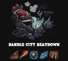 League of Legends- Rumble T-Shirt by NerdyGamerNerd