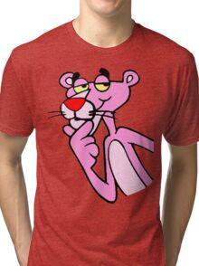 Pink Panther Tri-blend T-Shirt