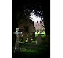 Resting Place Photographic Print