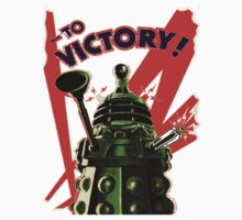 Dalek to victory by Nowsica
