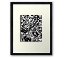 Symbolism Framed Print
