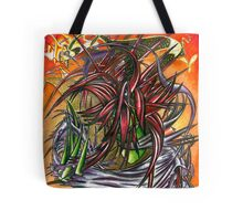 The Abysmal Demon of Hair Tote Bag