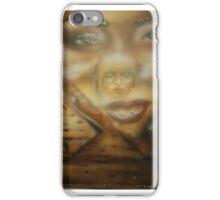 Maraj home iPhone Case/Skin