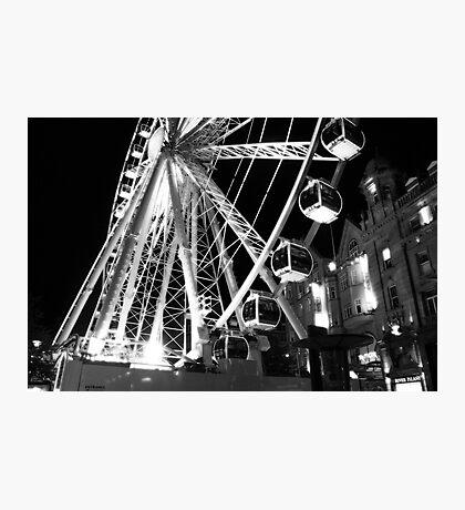 Sheffield - Big Wheel Photographic Print