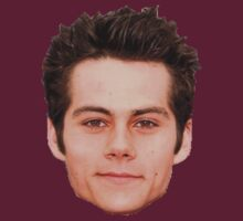 Dylan's Face on a Shirt by Katieandhercat