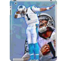 Cam Newton Dab #2 iPad Case/Skin
