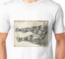 Spinosaurus Head Study Unisex T-Shirt