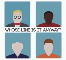 Whose Line is it Anyway? Take Two by diannamv4