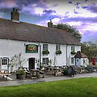 The Tiger Inn at East Dean by Larry Lingard/Davis