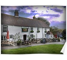 The Tiger Inn at East Dean Poster