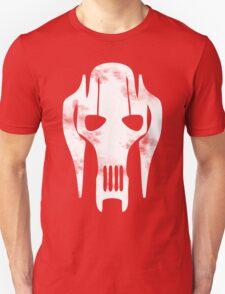 General Grievous Grunge White T-Shirt