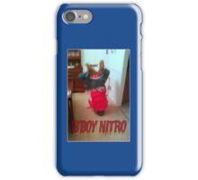 bboy nitro phone case  iPhone Case/Skin