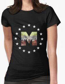 Massacre Womens Fitted T-Shirt