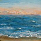 Winter Sunrise by Vanessa Zakas