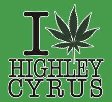 I love Highley Cyrus - Miley Cyrus  by Thereal Appeal