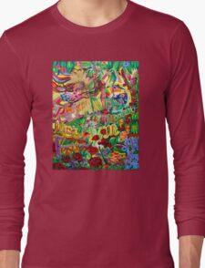 Peach Music Festival 2015 Long Sleeve T-Shirt