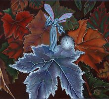 Frost Fairy by rosemooncottage