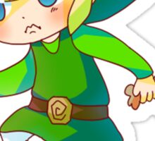 Fight for Heart Pieces, Fight for Rupees Sticker