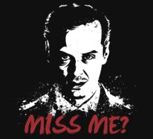 Miss Me? by Tom Trager
