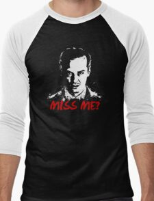 Miss Me? Men's Baseball ¾ T-Shirt