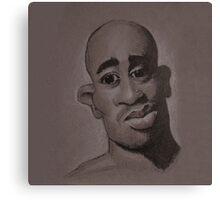 Pac Canvas Print