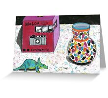 Holga box Greeting Card